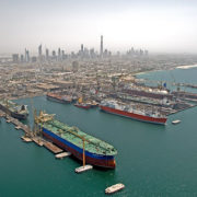 Porto di Jafza - Free zone DUBAI